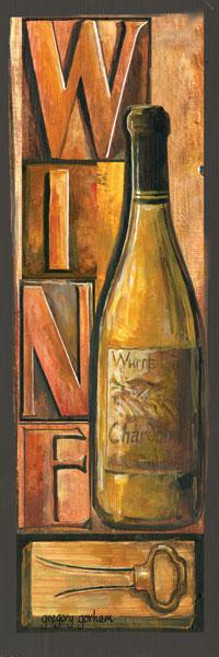 Type Set Wine Panel II
