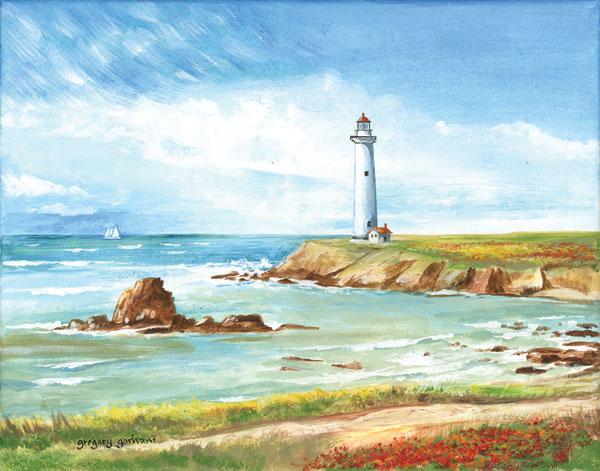 Lighthouse Path