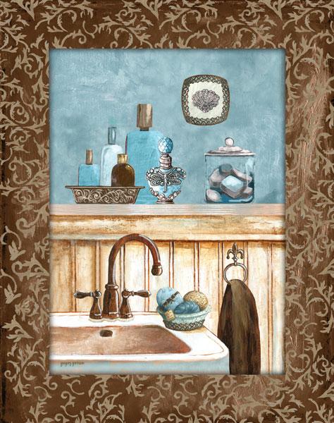 Blue Bath IV