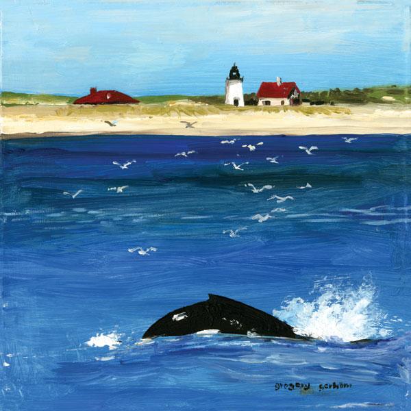 Summer Whale