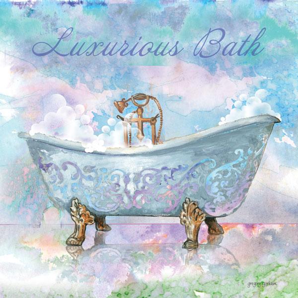 Luxury Bath Motif I