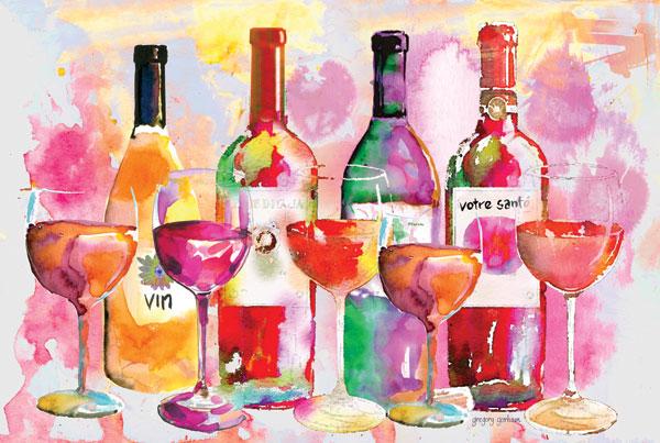 Nouveau Wines IV