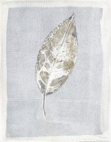 Winter Leaf I
