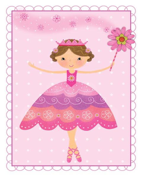 Princess Ballerina I