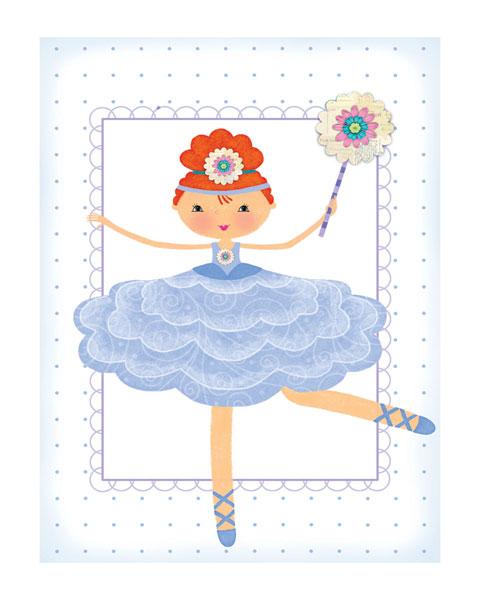 Princess Ballerina II