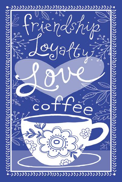 Friendship Love Coffee