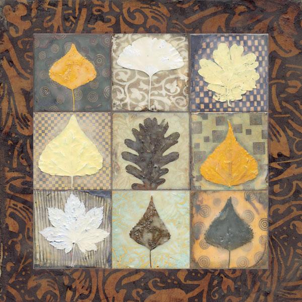 Leaf Mosaic I