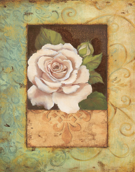 Antique Rose I