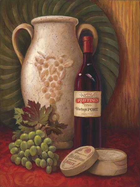 Fresco Vineyard I