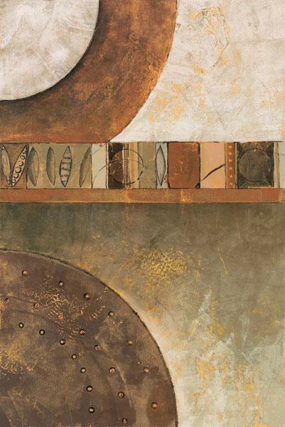 Spirit's Tapestry II - left