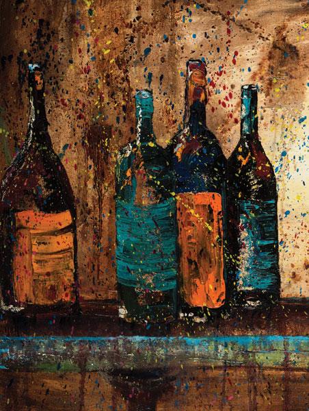 Wine Vino Wine I