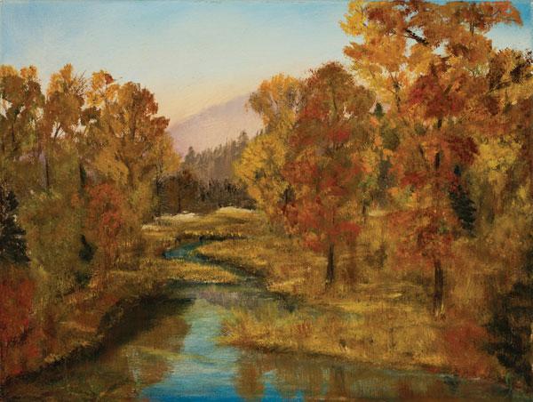 Montana in Fall