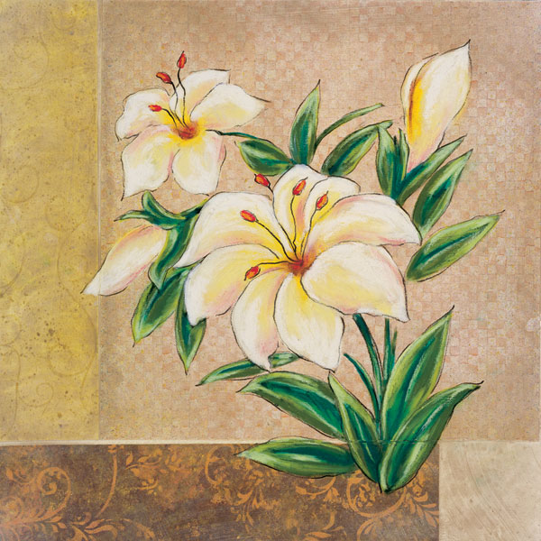 Spring Floral II