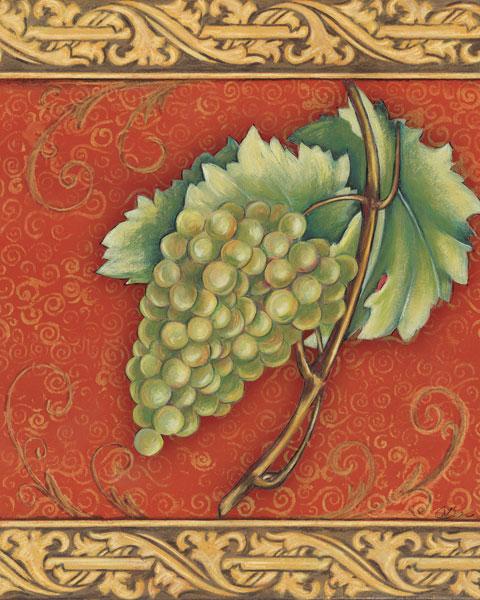 Grape Tapestry II