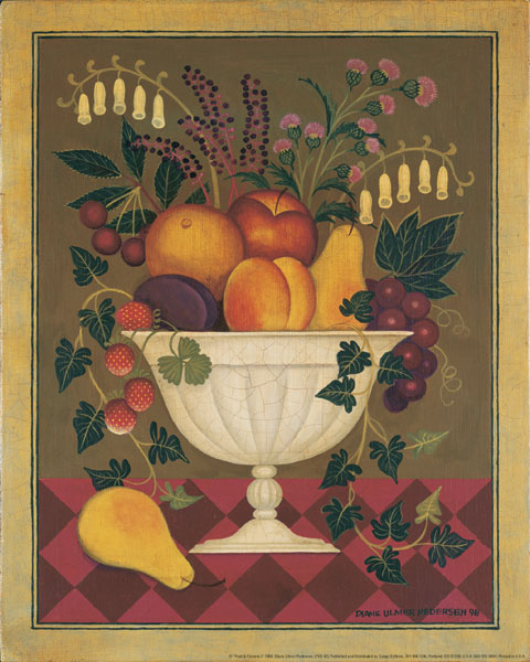 Fruit & Flowers I