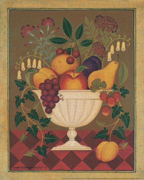 Fruit & Flowers II