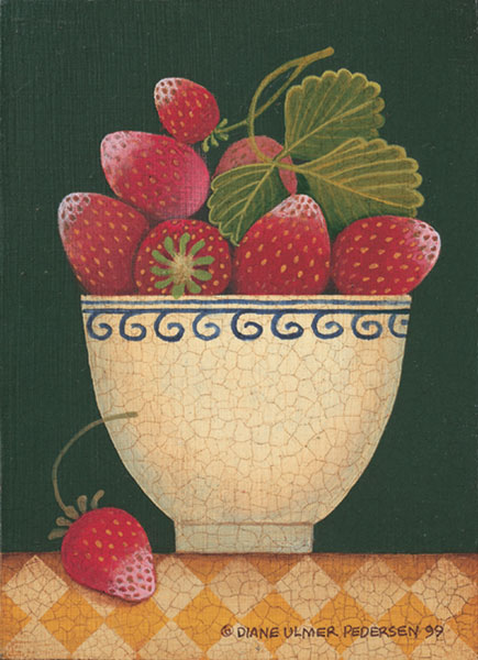 Cup O' Strawberries