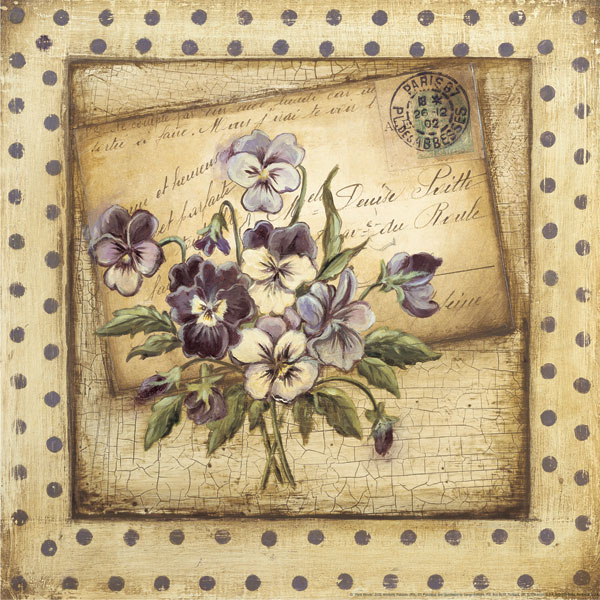Paris Violets