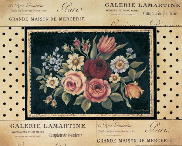 Vintage Bouquet I