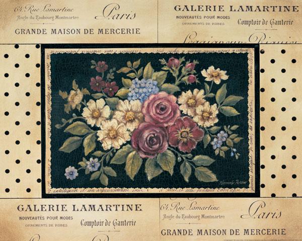 Vintage Bouquet II
