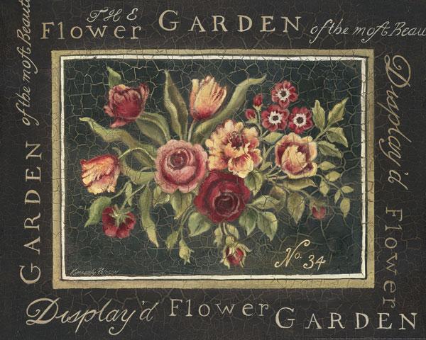 Flower Garden No. 34