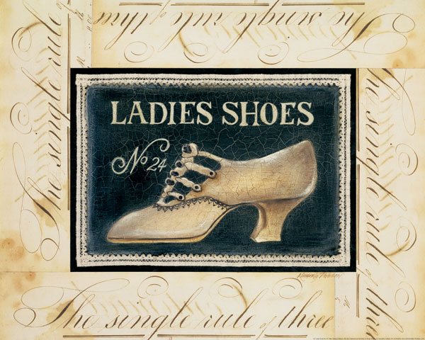 Ladies Shoes No. 24