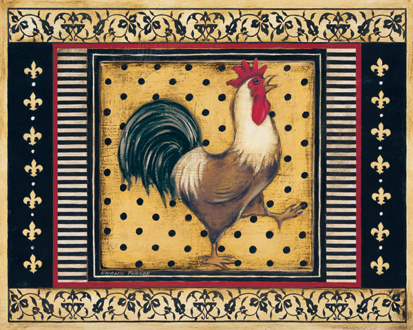 Provence Rooster I