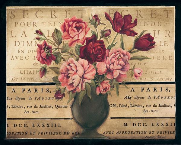Paris Rose I