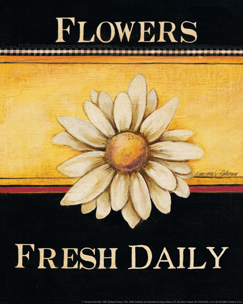 Flowers Fresh Daily