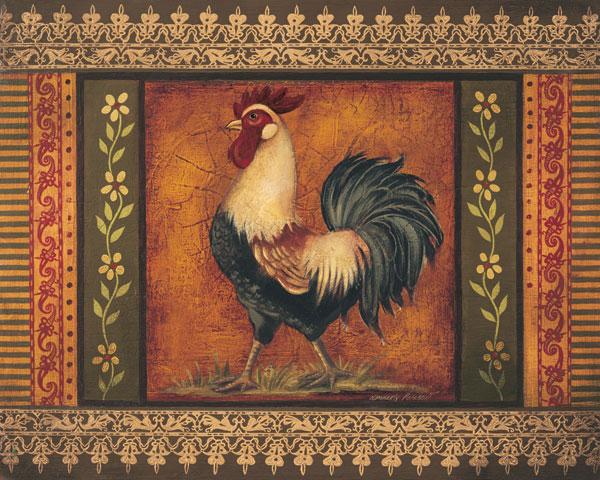 Mediterranean Rooster V