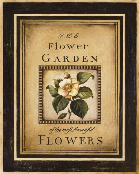 Flower Garden I