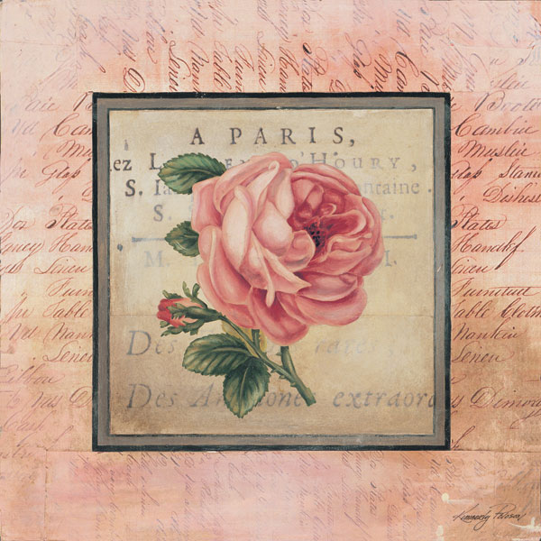 Blooming Paris I