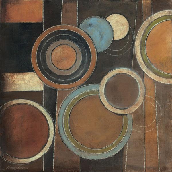 Abstract Circles I