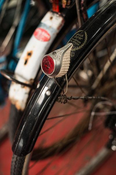 Dutch Bike Detail