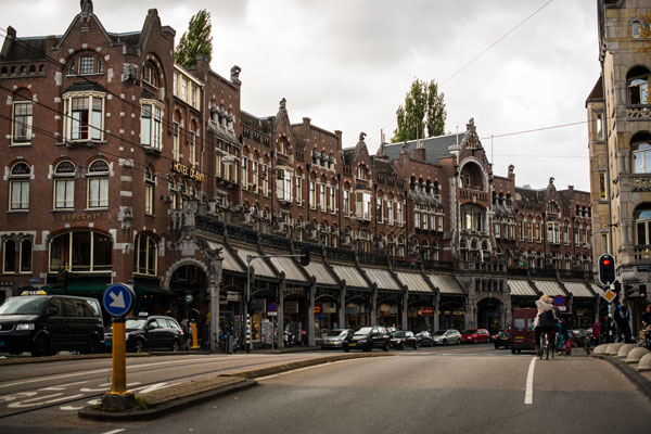 Herengracht & Raadhuisstraat