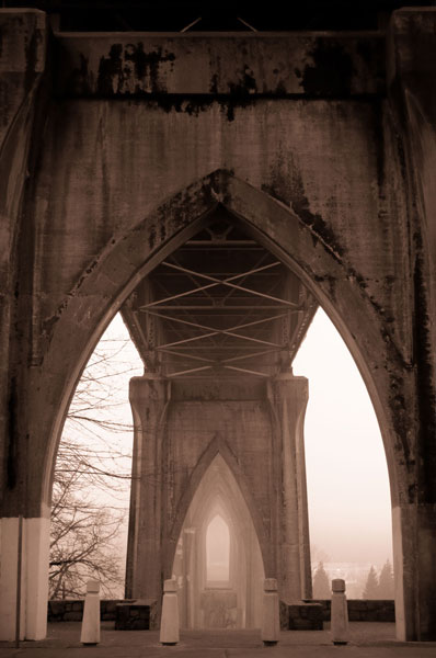 St. Johns Arches V