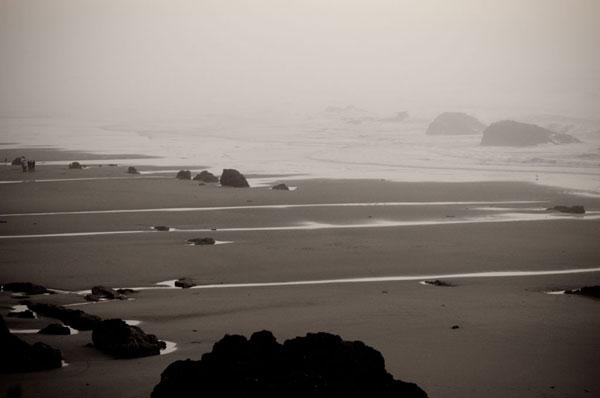 Beach at Seal Rock II