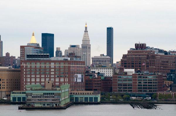 NYC Pier 57 I