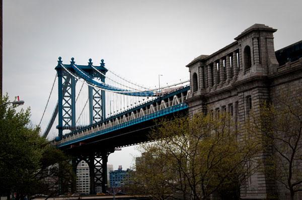 Manhattan Bridge II