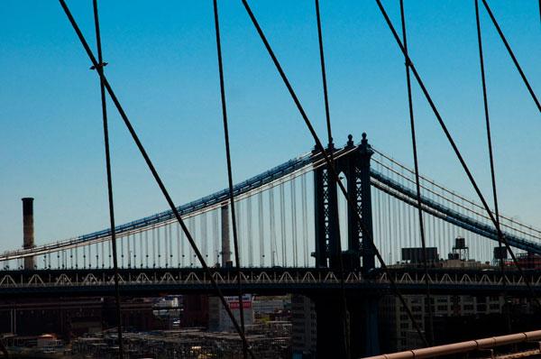 Manhattan Bridge IV
