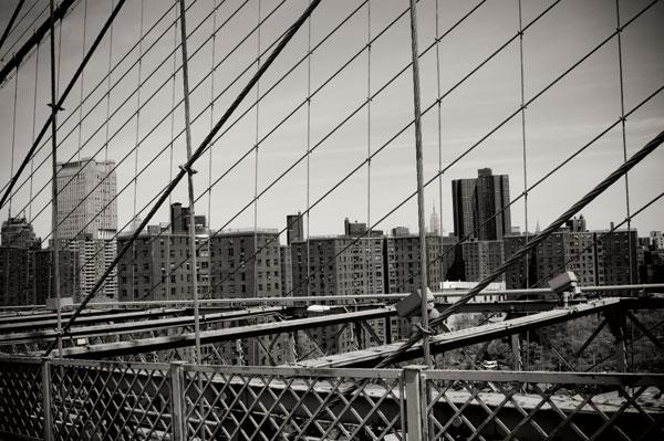Brooklyn Bridge VI