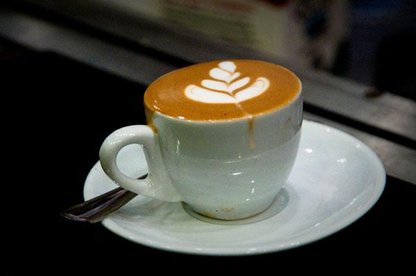 Caffe Macchiato I