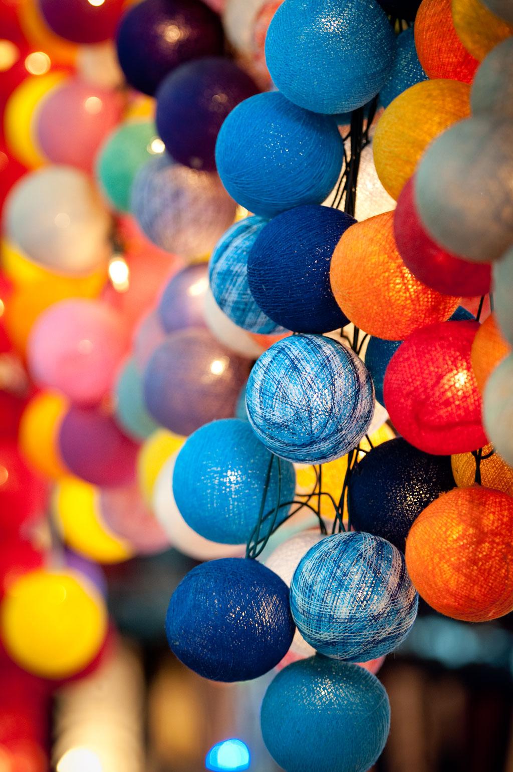 Colorful Lights I