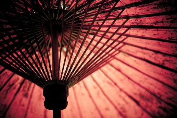 Cambodia Umbrella