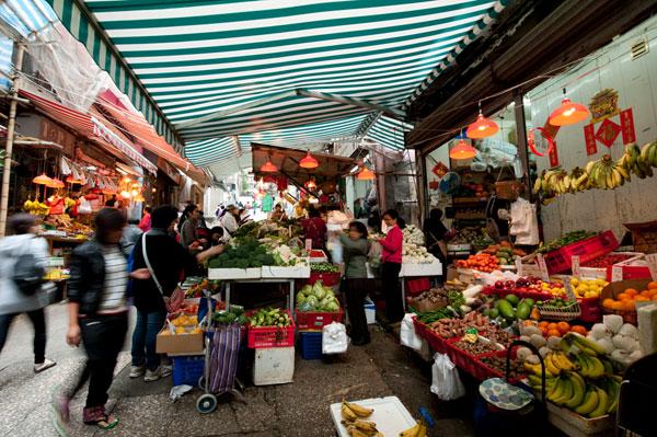 Graham Street Market II