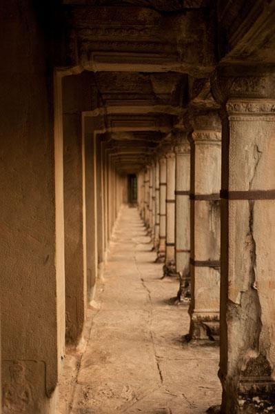 Angkor Wat Walkway I