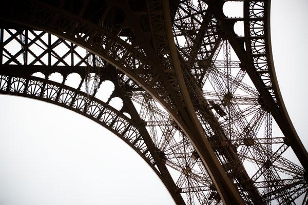 Eiffel Tower Framework I
