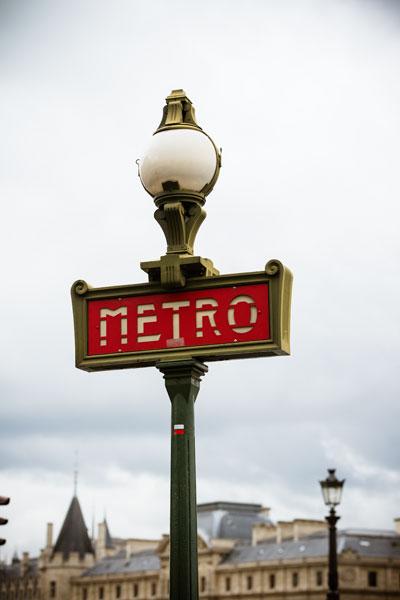 Paris Metro IV
