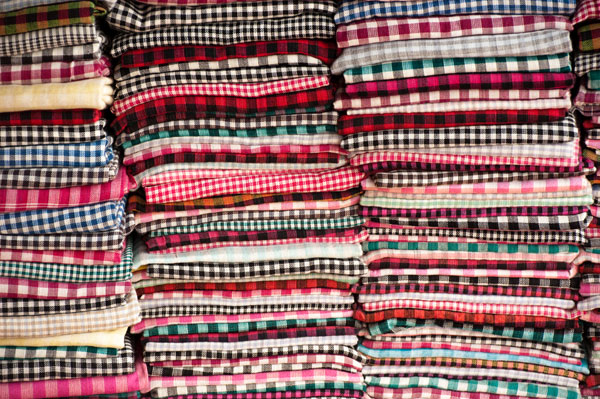 Cambodian Scarves