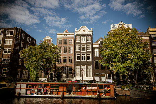 Amsterdam Canal Houses I